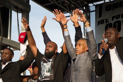 NAACP Spreads Message of Michael Brown's Innocence