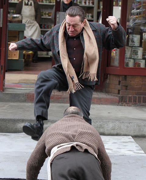 "Robert De Niro as Frank Sheeran in Martin Scorsese's, ""The Irishman."""