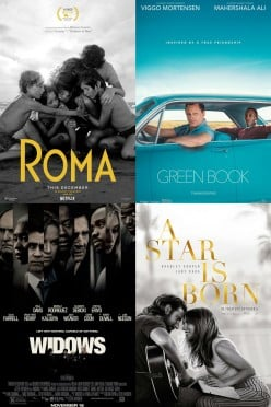 2018 in Movies: The Last Six Months