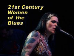 Ten Contemporary Blues Women