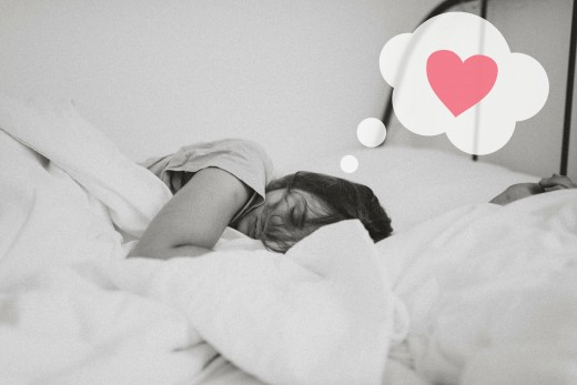 Wondering what your dreams can tell you about your love life? Read on.