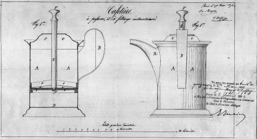 Mayer and Delforge's patent from 1852.