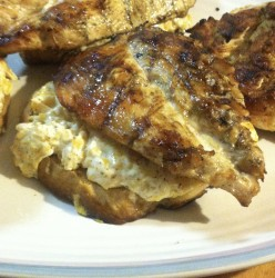 Mexican Grilled Chicken Sandwiches: See the Printer Friendly Recipe at the End of This Article.