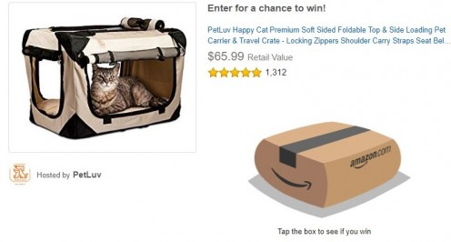What Are Amazon Giveaways?