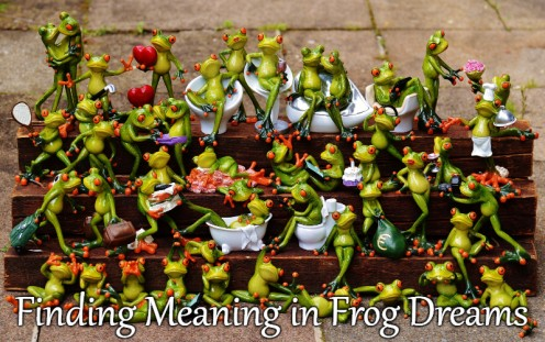 What Do Frogs Mean in Dreams?