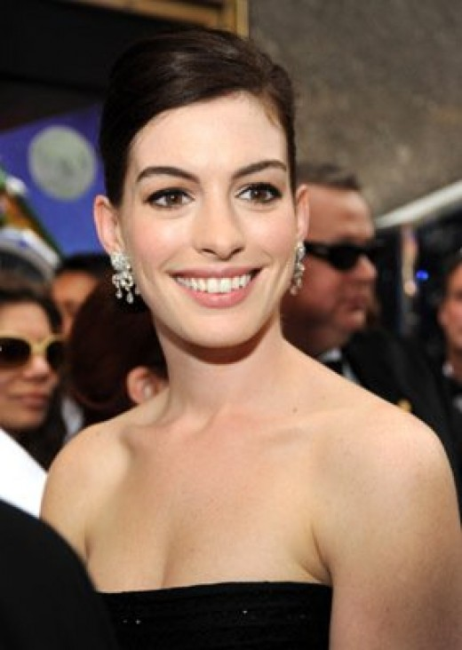 Anne Hathaway —— the Adorable