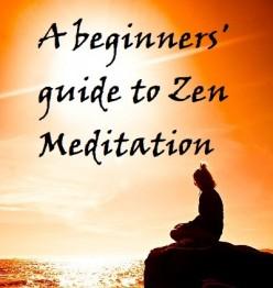 Mindfulness: A Beginner's Guide to Zen Meditation Practice
