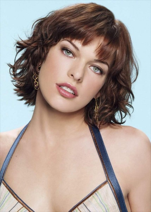 Milla Jovovich  the Irresistible