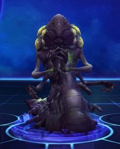 Heroes of the Storm - Abathur - Locust Lane Pressure Build