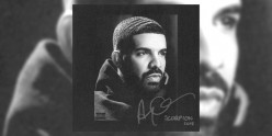 The Top 5 Songs on Drake's Latest Album 'Scorpion'