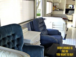How Livable Is the RV You Want to Buy?
