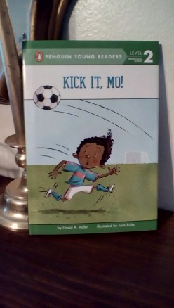 Soccer and Passion for Sports With Lesson That Size Does Not Matter in This Fun Read Aloud for Young Readers