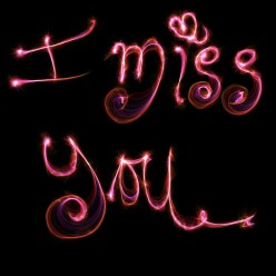 The Person I Miss The Most is You