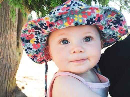 How to tell if you're having a baby girl or baby boy. My beautiful baby niece!