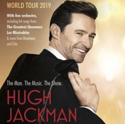 Hugh Jackman: World Tour 2019