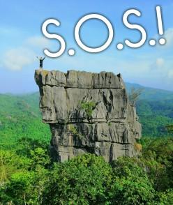 SOS, a poem
