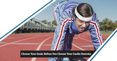 Choose Your Goals Before You Choose Your Cardio Exercise