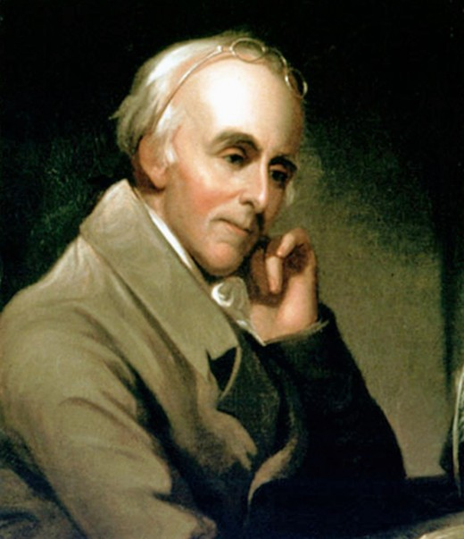 Signer of the United States Declaration of Independence