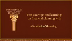 Do You Have a Plan for Your Financial Future? You Need a Constitution of Investing