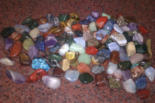 Healing crystals can be used to gently and naturally soothe a wide range of issues.