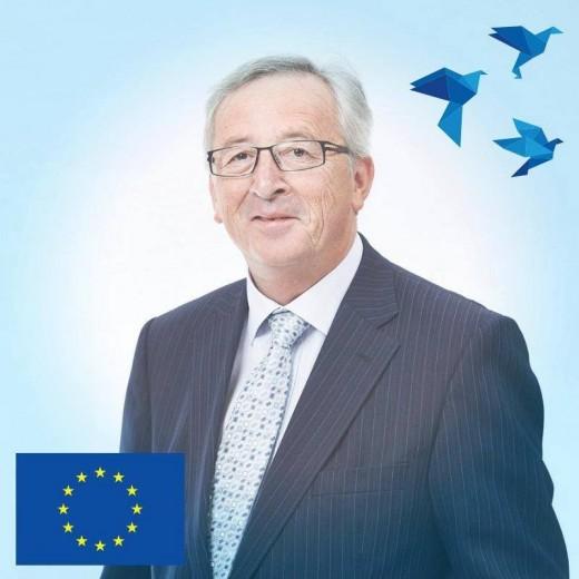 Jean-Claude Juncker, President of the EU.