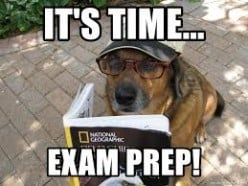 High School Exams:  Get Some Sleep!