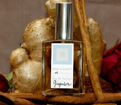 Jo Malone gourmand cologne made of ginger and spice