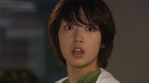 Park Shin Hye is such a cutie