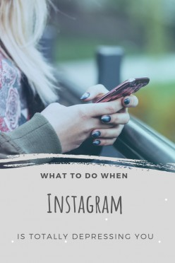 When Instagram Is Depressing You Here's What You Should Do Instead