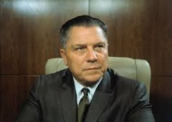 Jimmy Hoffa  -  Famous and Strange Disappearance