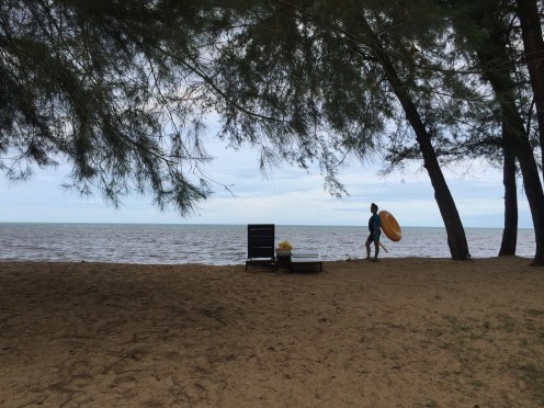 A beautiful afternoon at Pulau Redang, Pahang - 2017