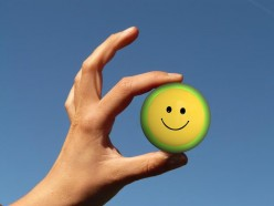 Wellness Focus: Laugh the Blues Away.