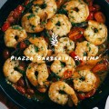 Piazza Barberini Tiger Shrimp Made Easy at Home