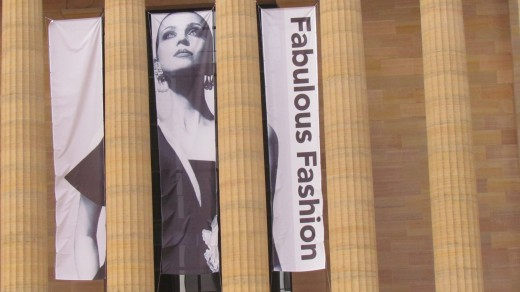Fabulous fashions from Dior, Vera Wang, Valentino and numerous other top designers exhibit inspirational garments from the past and future.
