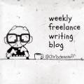 Weekly Freelance Writing Blog + Income Report