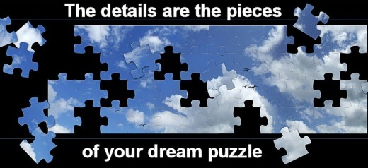 The puzzle of a dream about being chased
