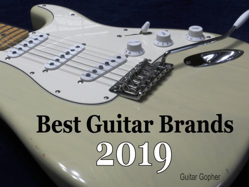 36 Best Guitar Brands: Top Acoustic and Electric Guitars 2019