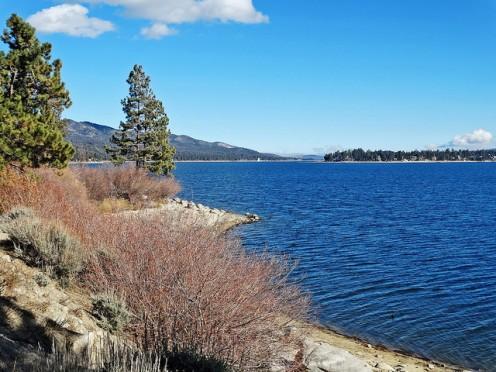 Big Bear Lake, the Inland Empire