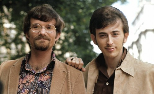 """Zager and Evans today. This duo released """"2525"""" in 1969."""