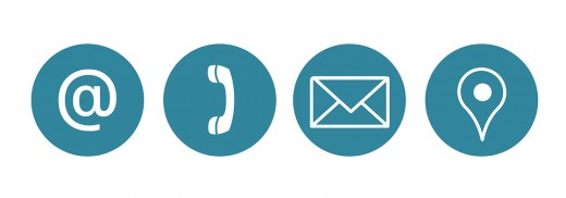 Updating your contact info is an easy way to start to simplify and minimize.