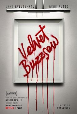 """Movie Review: """"Velvet Buzzsaw"""""""