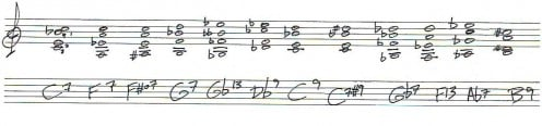 You will need these few chords for the next example!
