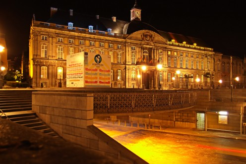 The Prince-Bishops' Palace
