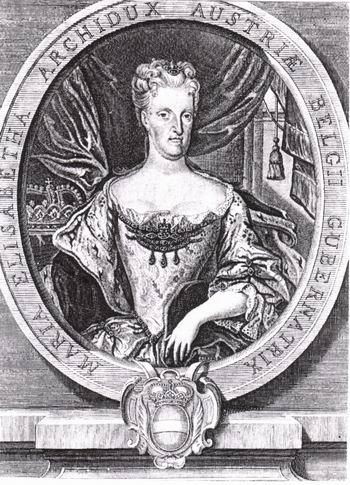 Marie-Elizabeth of Austria (1680-1741)
