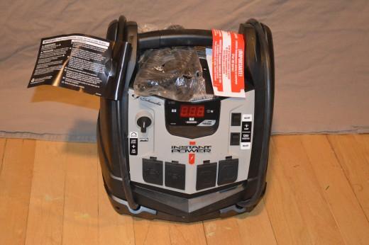 Schumacher instant power pack ModelSJ1332