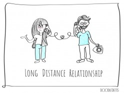 How to Make a Distance Relationship Work