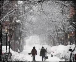 Winter Chills, but No More Bills