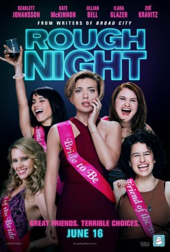 Movie Review: Rough Night (2017)