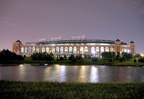 Rangers Ball Park, Arlington