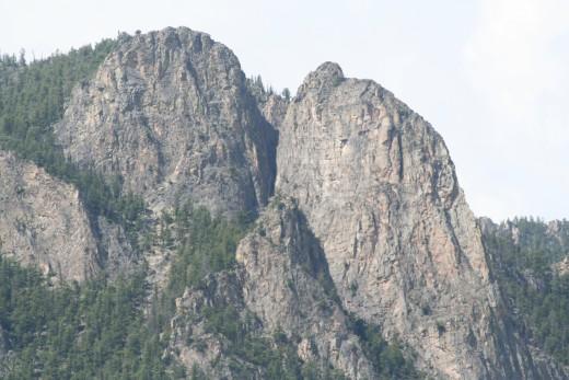 Another mountain vista in Beartooth Pass.